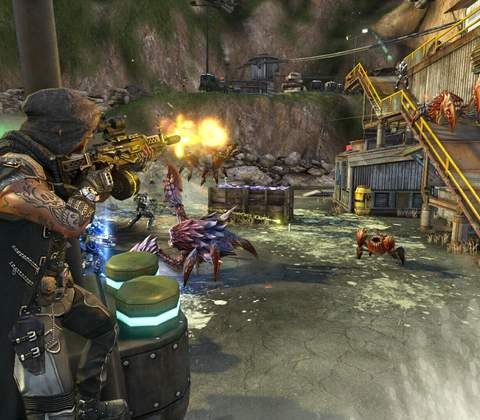 Defiance in-game screenshot 4