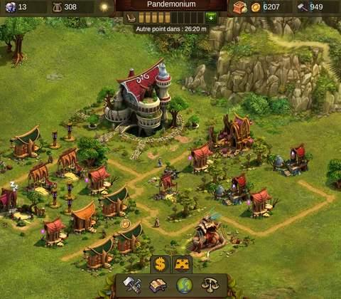Elvenar in-game screenshot 7