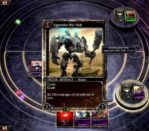 Hex: Shards of Fate in-game screenshot 3