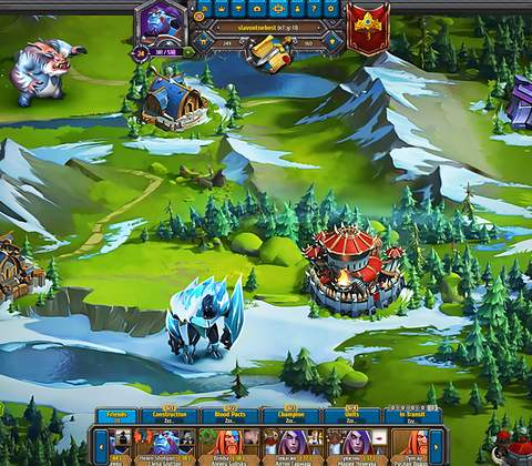 Nords: Heroes of the North in-game screenshot 5