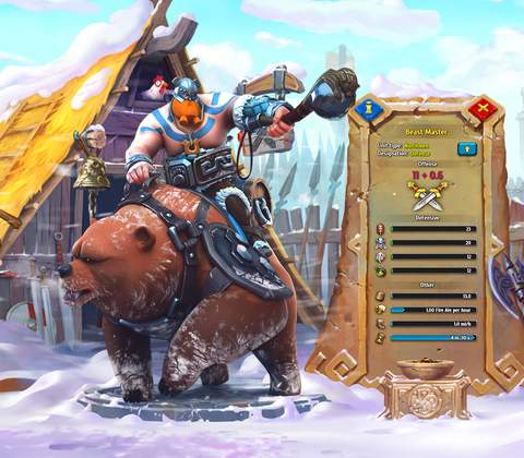 Nords: Heroes of the North in-game screenshot 8