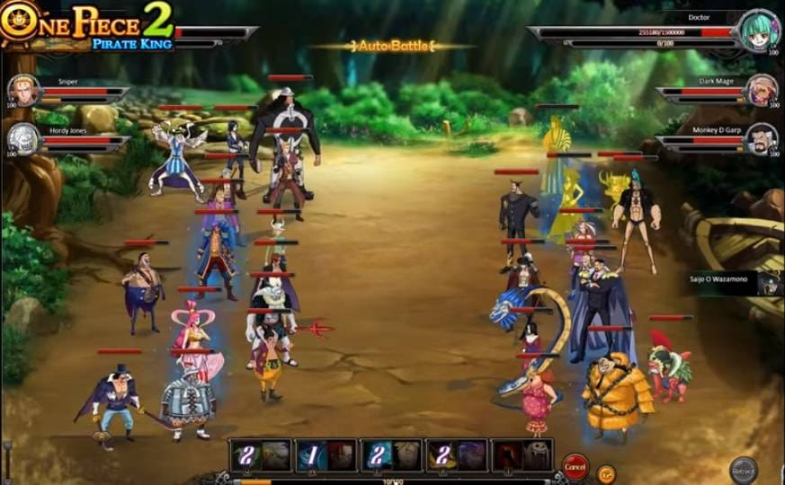 0be488da797 Review of One Piece 2 - Pirate King - MMO & MMORPG Games