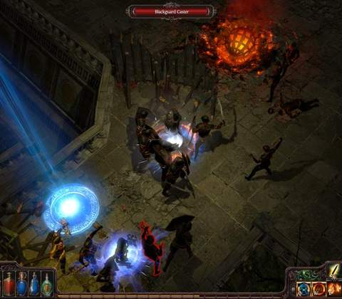 Path of Exile in-game screenshot 1
