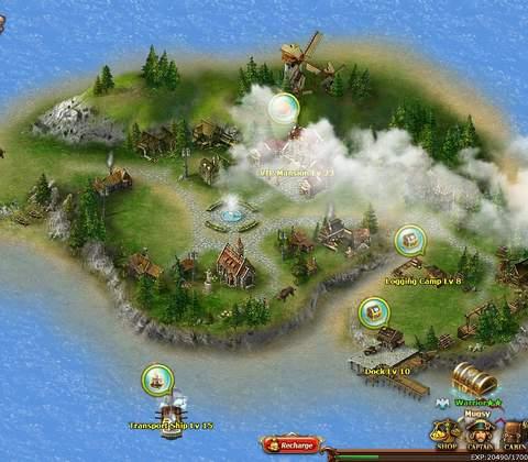 Pirate Crusaders in-game screenshot 1