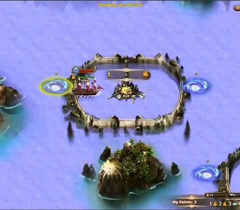 Pirate Crusaders in-game screenshot 3