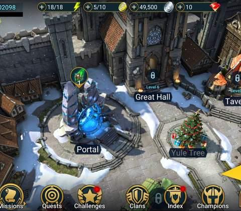 RAID: Shadow Legends in-game screenshot 9