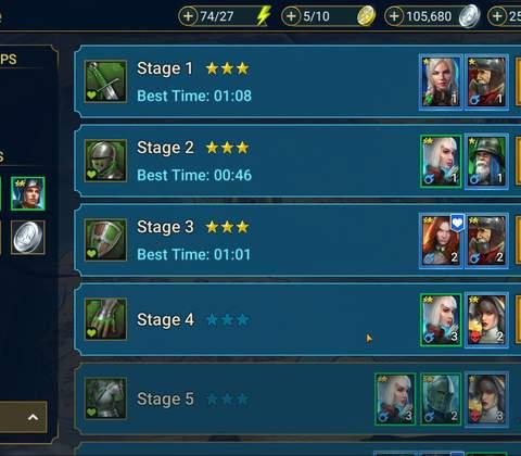 RAID: Shadow Legends in-game screenshot 12