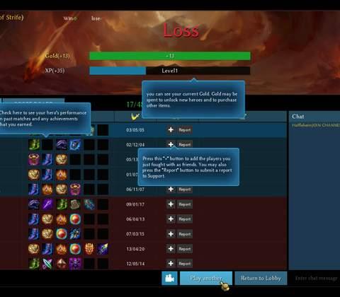 Heroes Evolved in-game screenshot 4