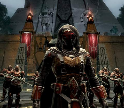 Star Wars The Old Republic in-game screenshot 8