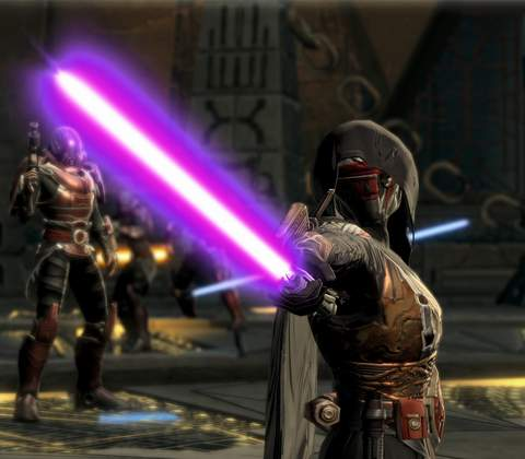 Star Wars The Old Republic in-game screenshot 7