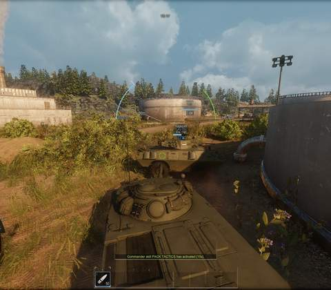 Armored Warfare in-game screenshot 2