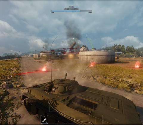 Armored Warfare in-game screenshot 4
