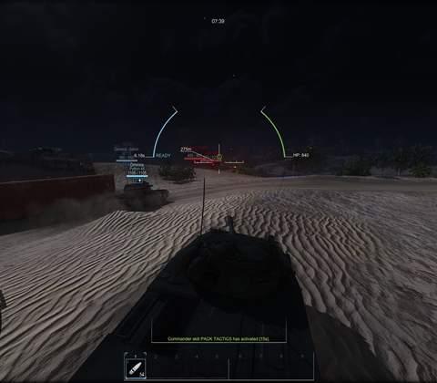 Armored Warfare in-game screenshot 3