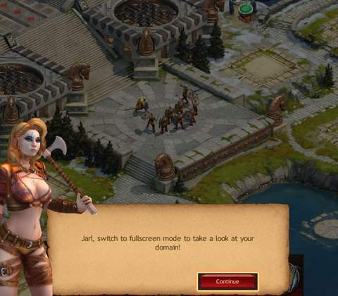Vikings: War of Clans in-game screenshot 6