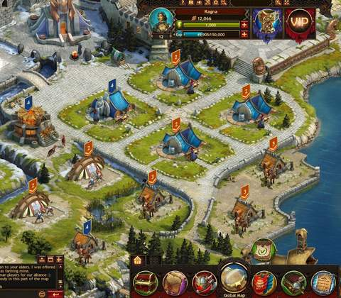 Vikings: War of Clans in-game screenshot 3