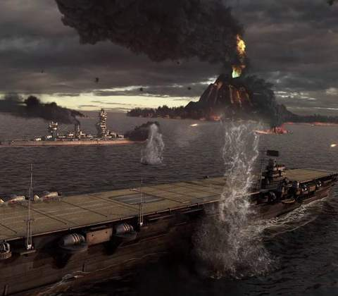 World of Warships in-game screenshot 11