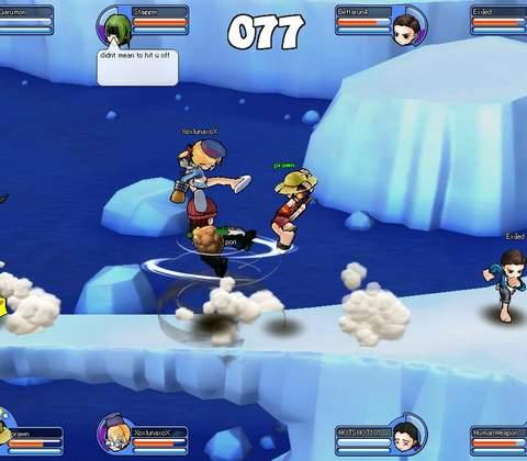Rumble Fighter in-game screenshot 3