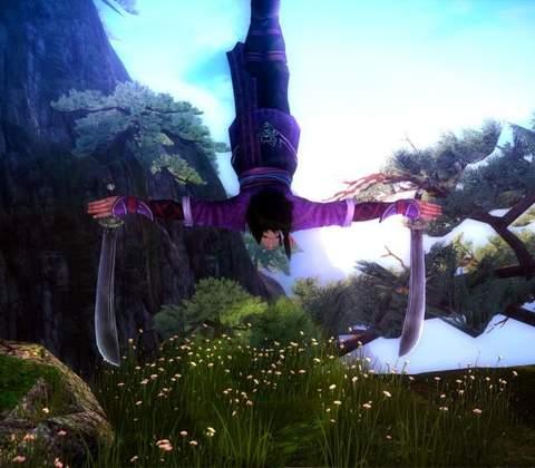 Age of Wulin in-game screenshot 1