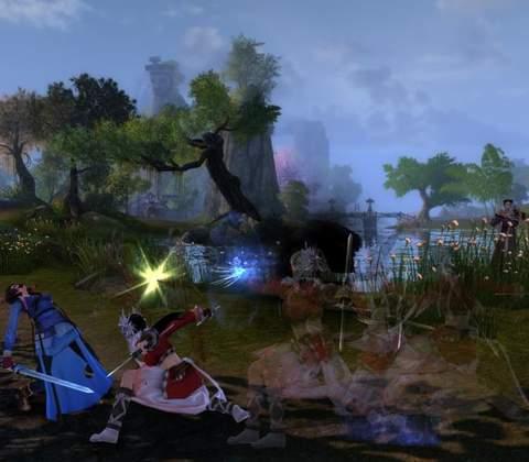 Age of Wulin in-game screenshot 2