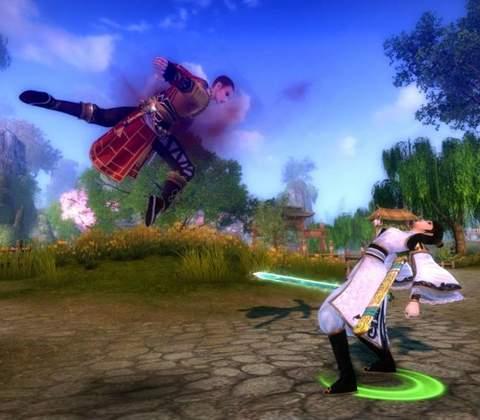 Age of Wulin in-game screenshot 3