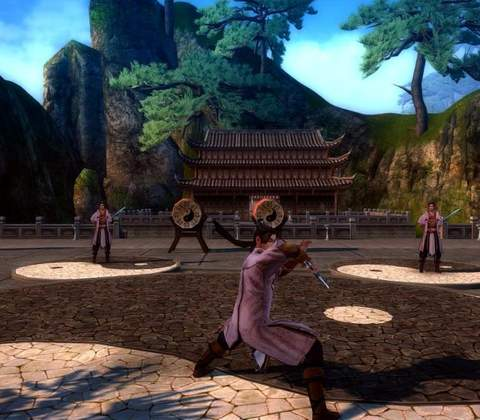 Age of Wulin in-game screenshot 5