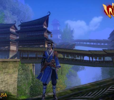 Age of Wulin in-game screenshot 8