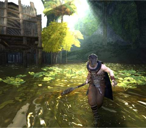 Age of Conan: Unchained in-game screenshot 2
