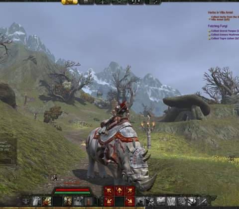 Age of Conan: Unchained in-game screenshot 6