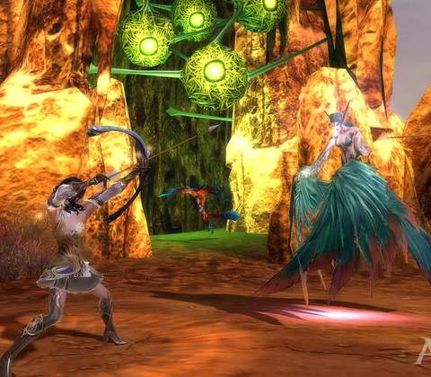 Aion in-game screenshot 3