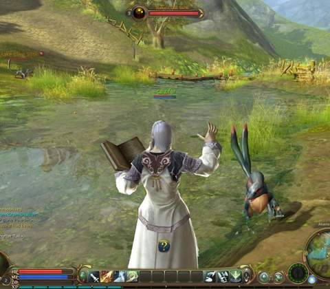 Aion in-game screenshot 5