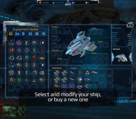 Andromeda5 in-game screenshot 5