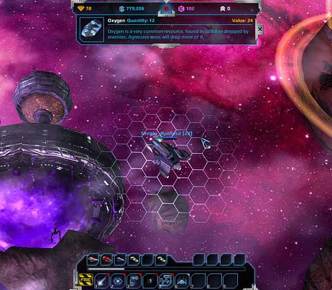 Andromeda5 in-game screenshot 6