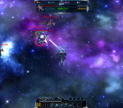 Andromeda5 in-game screenshot 7