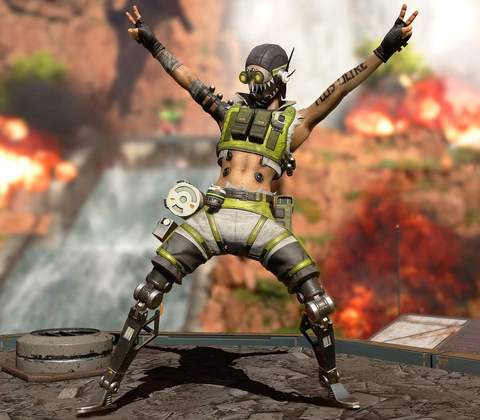 Apex Legends in-game screenshot 1