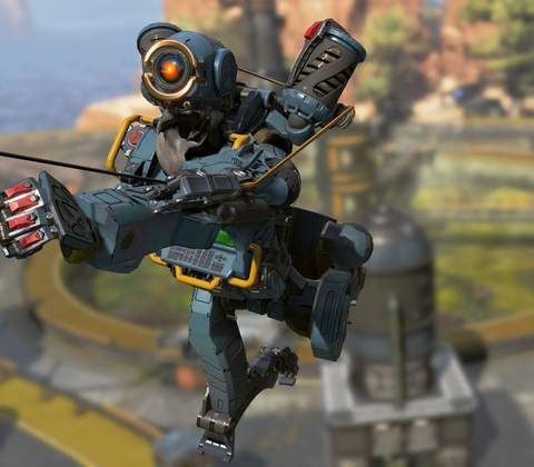 Apex Legends in-game screenshot 2