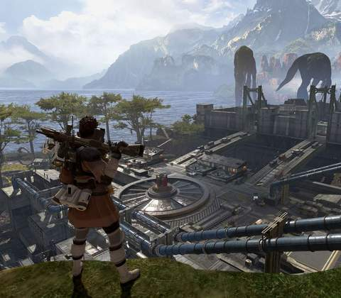 Apex Legends in-game screenshot 3