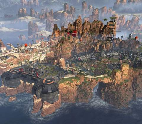 Apex Legends in-game screenshot 4