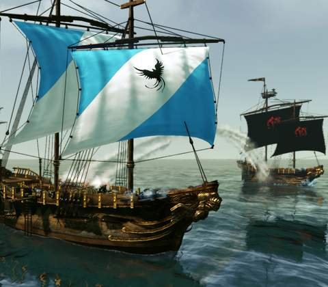 ArcheAge in-game screenshot 1