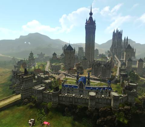 ArcheAge in-game screenshot 2
