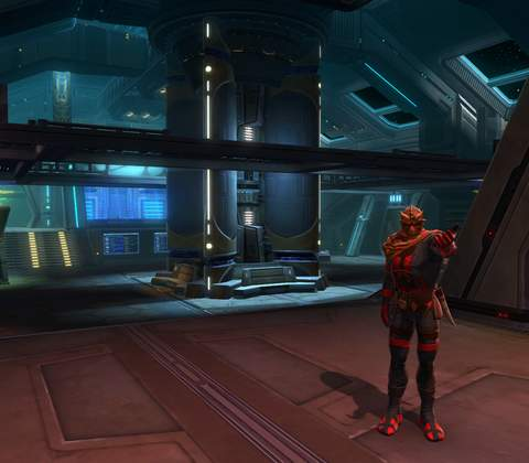 Star Wars The Old Republic in-game screenshot 2