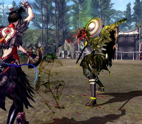 Blade and Soul in-game screenshot 5