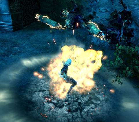 Blade and Soul in-game screenshot 10