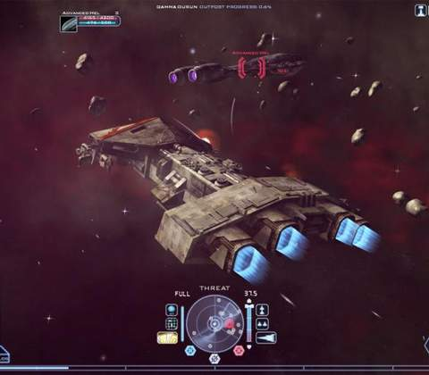 Battlestar Galactica Online in-game screenshot 3
