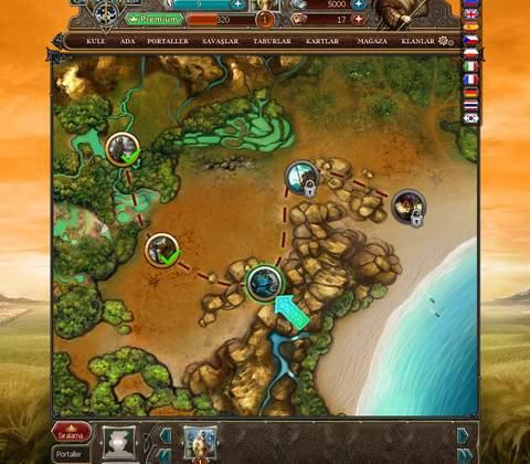 Berserk: The Cataclysm in-game screenshot 1
