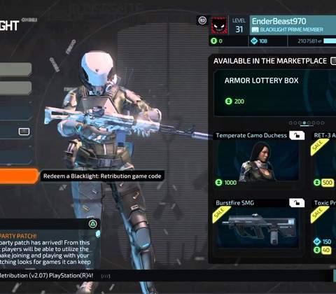Blacklight: Retribution in-game screenshot 3