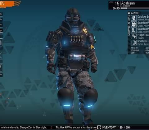 Blacklight: Retribution in-game screenshot 6