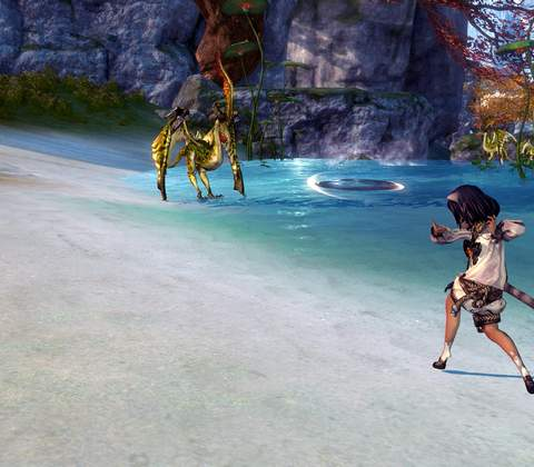 Blade and Soul in-game screenshot 7