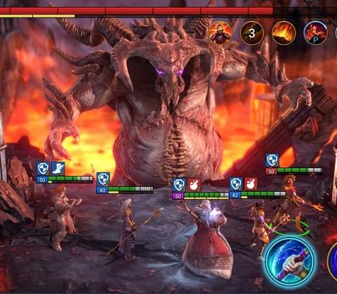 RAID: Shadow Legends in-game screenshot 28