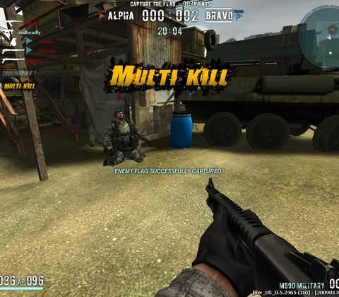 Combat Arms in-game screenshot 6