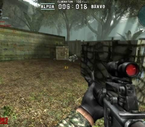 Combat Arms in-game screenshot 5